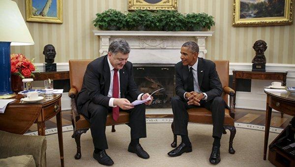 Обама не собирается воевать за Украину и возвращает ее Кремлю без боя