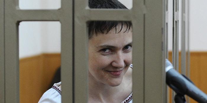 Савченко просят назначить генпрокурором - в виде исключения