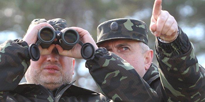 Представитель президента: Гражданскую войну в Крыму пытался развязать лично Турчинов