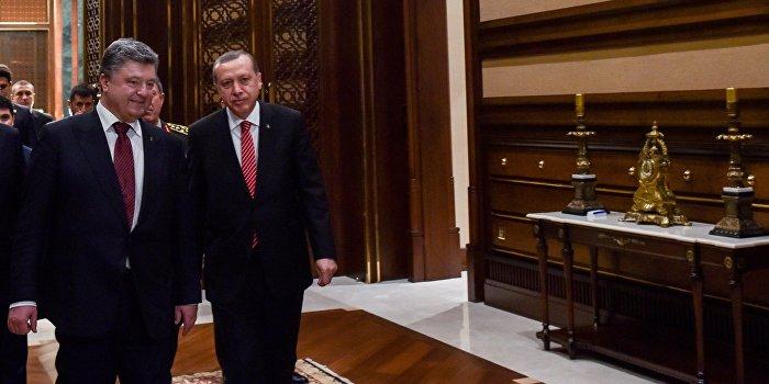 DW: ЗСТ с Турцией ставит под удар экономику Украины