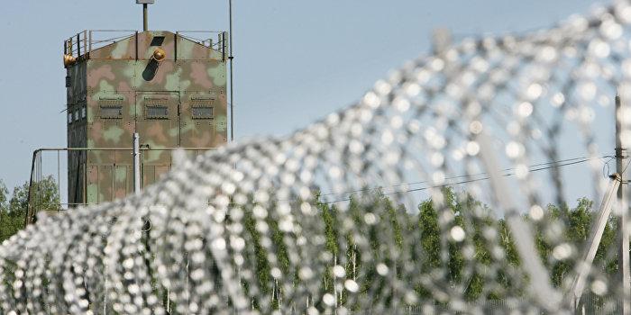 В Луганской области построят стену