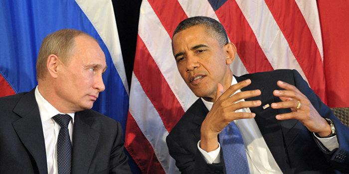 Путин и Обама откровенно обсудили Украину