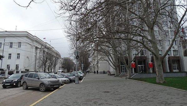 Русская весна в Севастополе «варилась» в русской пельменной