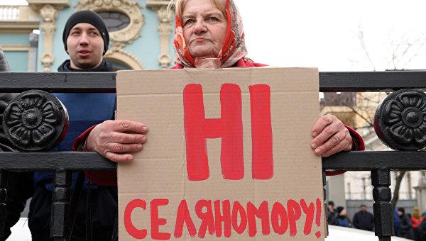 Крымская годовщина по ту сторону Чонгара
