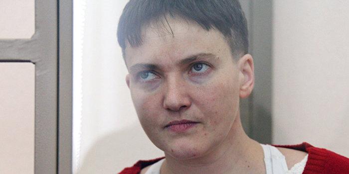 В Кремле посоветовали Обаме не вмешиваться в судебный процесс над Савченко