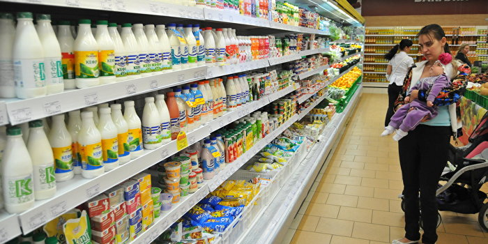 Назревает «молочная война» между Киевом и Кишиневом