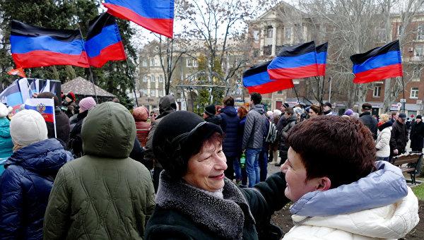 Захарченко: Крым первый поднялся на борьбу с фашизмом