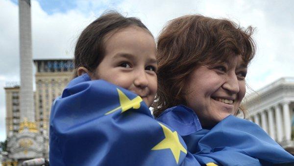 Почему ЕС отказывается признавать Украину частью Объединенной Европы