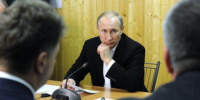 Путин потребовал найти ответственного за срыв строительства трассы Керчь-Симферополь