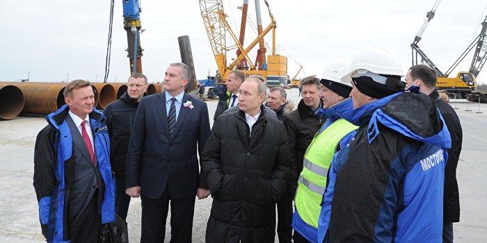 Постпред Украины при ООН нашел «странным»  визит Путина в Крым