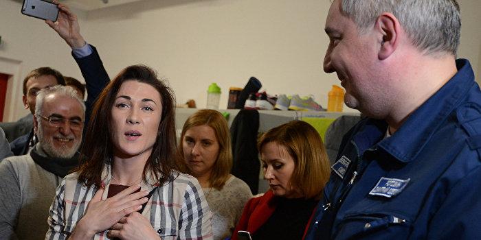 Экс-лидер сборной Украины получила российский паспорт