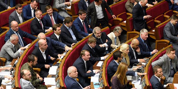 Депутаты Рады объединились против «Русского мира»