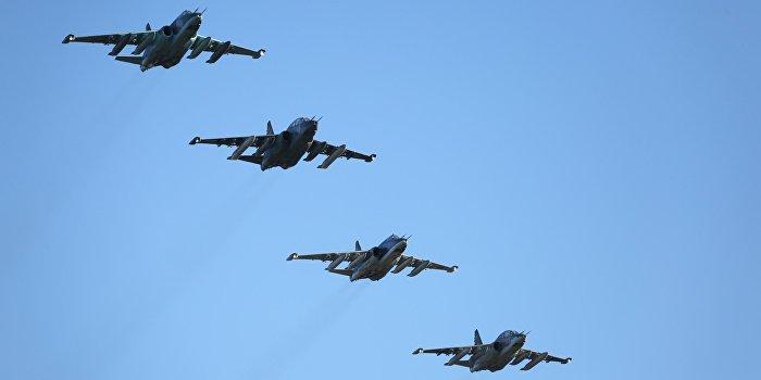 Операция ВКС в Сирии и украинский кризис
