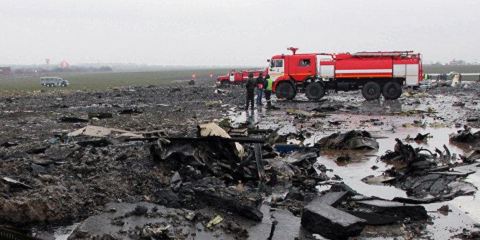 Лавров и Климкин выразили соболезнования друг другу после авиакатастрофы в Ростове