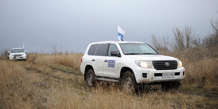 ОБСЕ не нашла треть отведенной Украиной техники на складах