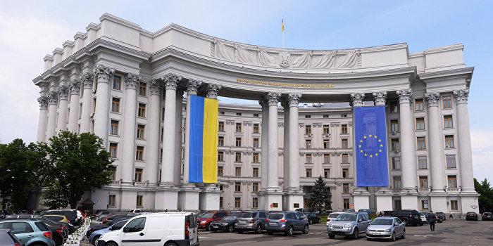 Польша направила в МИД Украины ноту протеста