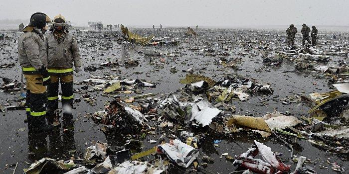 Черновол назвал предателями погибших в авиакатастрофе украинцев