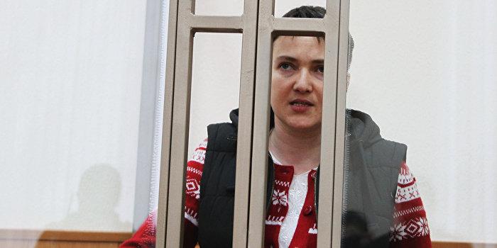 Политологи: Освобождение Савченко невыгодно политической элите Киева