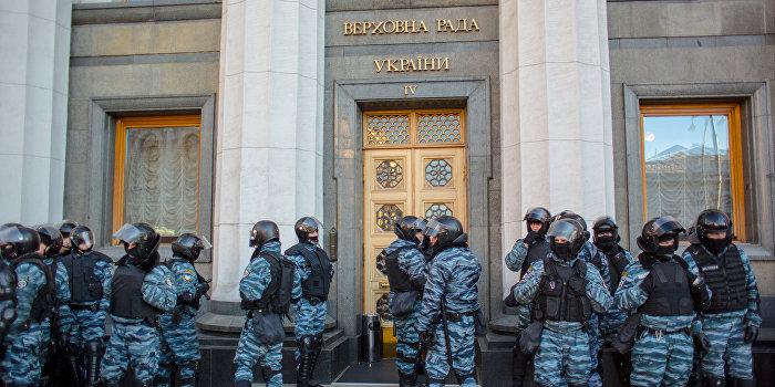 Украину разделит Верховная Рада