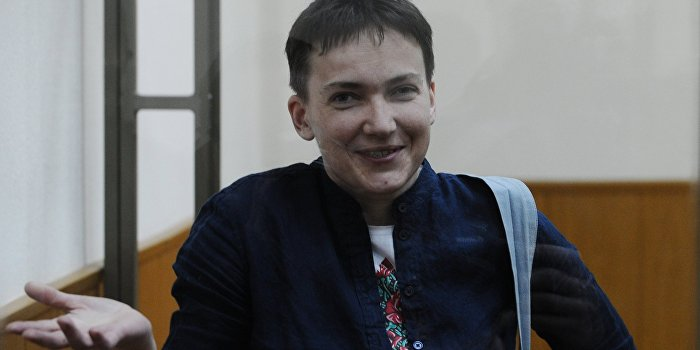 Савченко собирается внести в Раду законопроект о суде присяжных