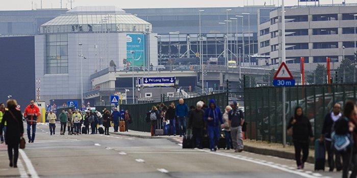 Украинские депутаты находились в аэропорту Брюсселя в момент взрывов