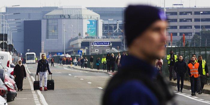 Террористы ИГИЛ заявили об организации взрывов в Брюсселе