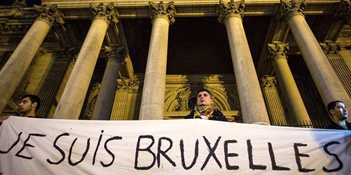 Брюссельское дно Украины