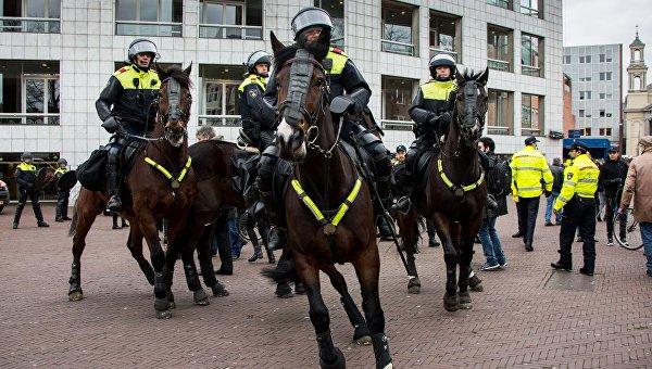 Украина пытается повлиять на исход нидерландского референдума