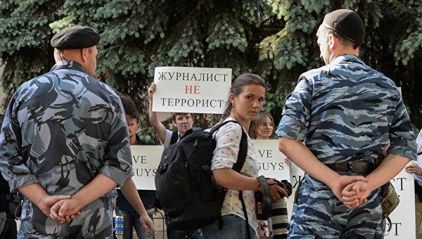 «По отработанной схеме»: На Украине набирает обороты травля журналистки