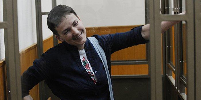 Кабмин утвердил санкционный «список Савченко»