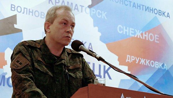 ВСУ ведут подготовку к наступлению в Донбассе на трех направлениях
