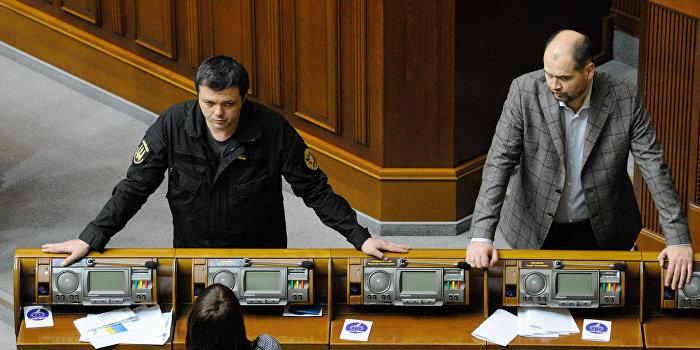 Выборы мэра Кривого Рога: Семенченко заранее грозит майданом