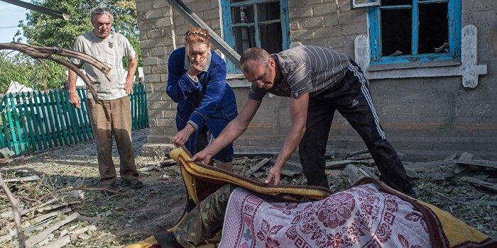 В ДНР обнародовали досье на причастных к военным преступлениям командиров ВСУ