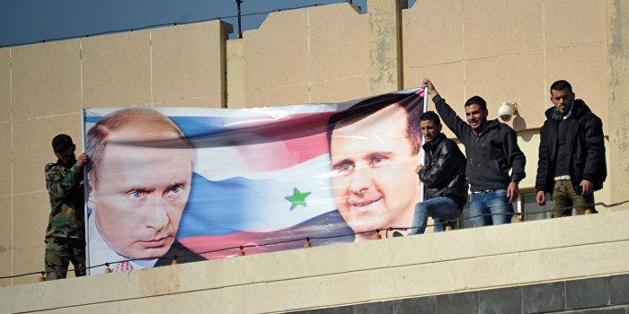 Global Research: Путин и Асад освобождают Сирию от США и джихадистских сил