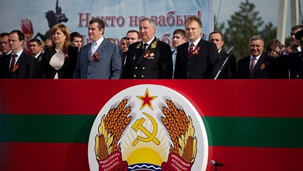 Идея отдать Приднестровье Украине может взорвать Восточную Европу