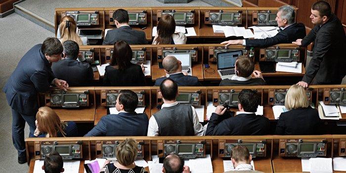 Комитет Рады по иностранным делам поддержал разрыв дипотношений с Россией