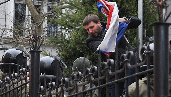 Разрыв дипотношений Украины с Россией: принять нельзя отставить