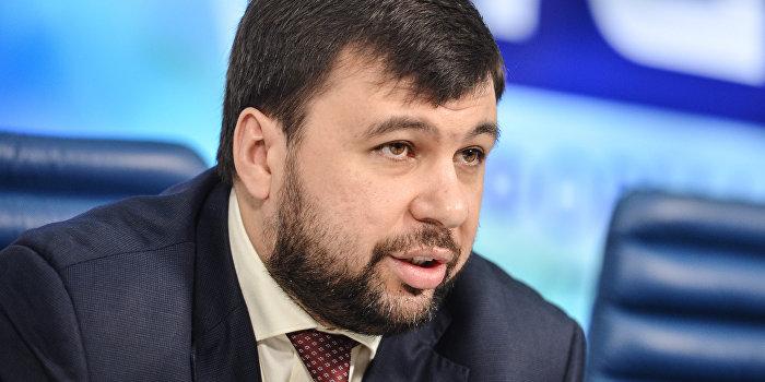 Пушилин: Паспорт ДНР является более полноценным, чем украинский
