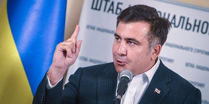 Саакашвили: Миклош нужен, чтобы просить деньги у Запада
