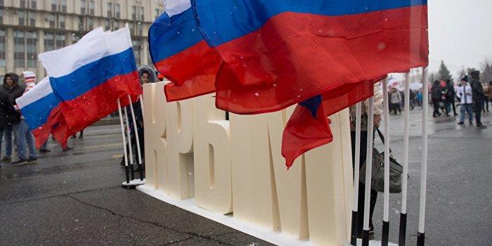 Минск признал Крым российским де-факто