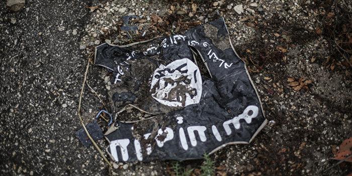 В центре Украины обнаружена база ИГИЛ