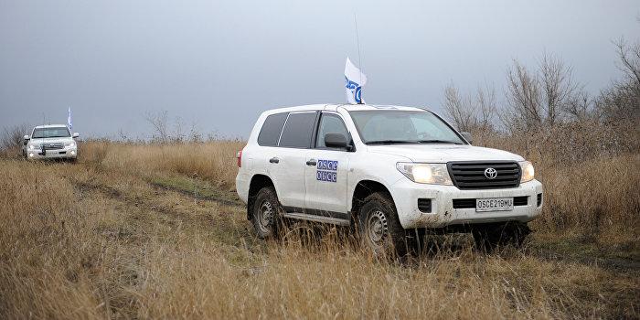 Киев пригласил в Донбасс вооруженную полицейскую миссию ОБСЕ