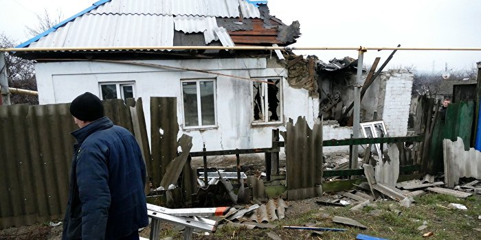 ВСУ накрыли огнем север Донецка и Горловки