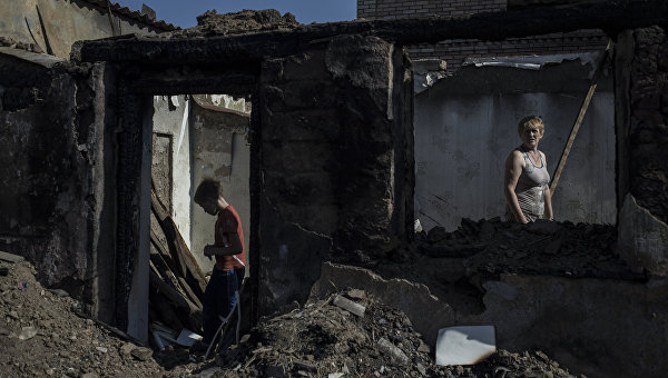 ООН предупреждает об угрозе голода для 1,5 млн жителей Донбасса
