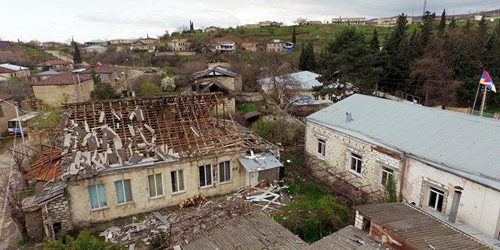 Союз армян Украины призывает Азербайджан сесть за стол переговоров