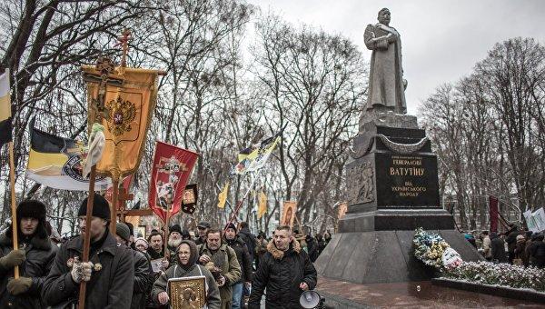 По Украине прокатилась волна протестов из-за переименования городов и улиц