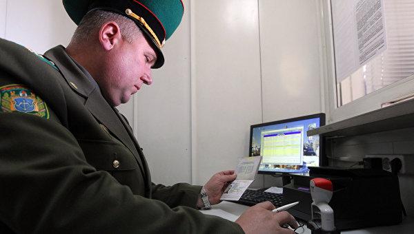 Белоруссия изменит порядок въезда для украинцев