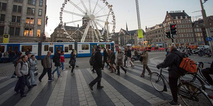 Треть голландцев не хотят видеть Украину в ЕС