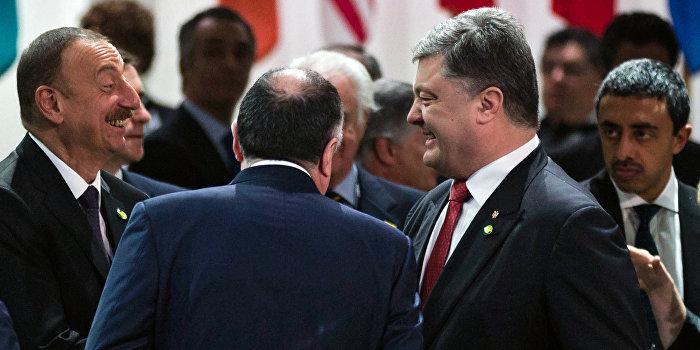 Порошенко поддержал суверенитет Азербайджана