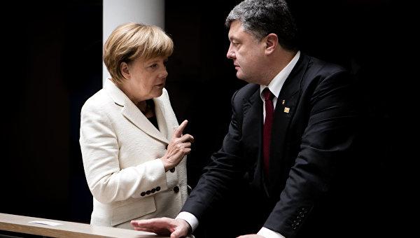 Меркель и Лагард требуют от Украины усилить борьбу с коррупцией